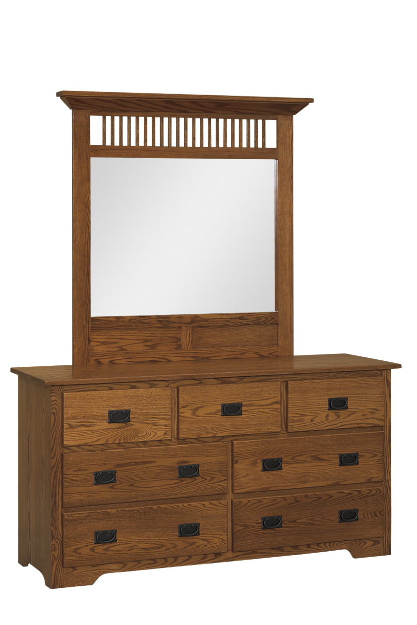 Mission Style Dresser Amish Furniture Connections Amish Furniture Connections
