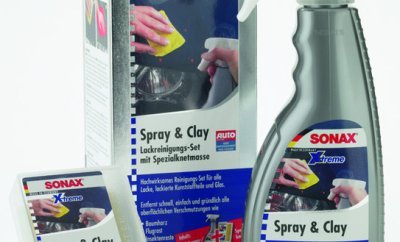 Sonax clay & spray
