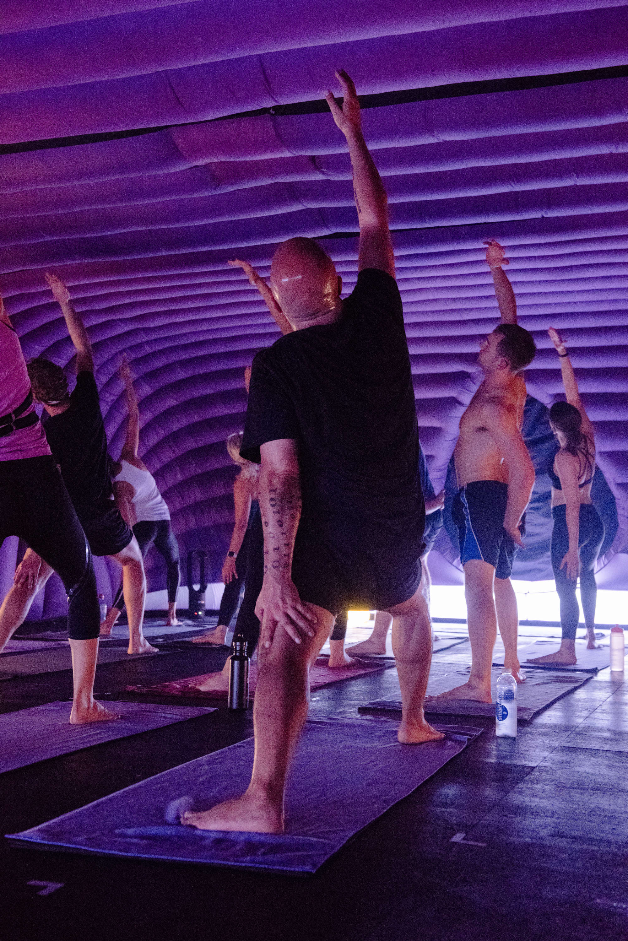 Bikram Yoga Amsterdam Introducing Hotpod Yoga An Innovative Mobile Bikram