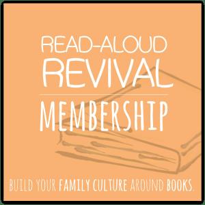 Read-Aloud Revival Membership