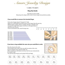 Small Crop Of How To Measure Ring Size