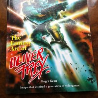 The magical video game art of Oliver Frey