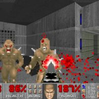 Video game classification, video game violence and gun reform. And Doom II