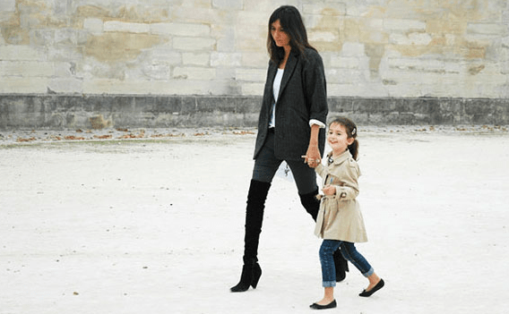 Wardrobe Edit Style Crush Emmanuelle Alt Amothersedit
