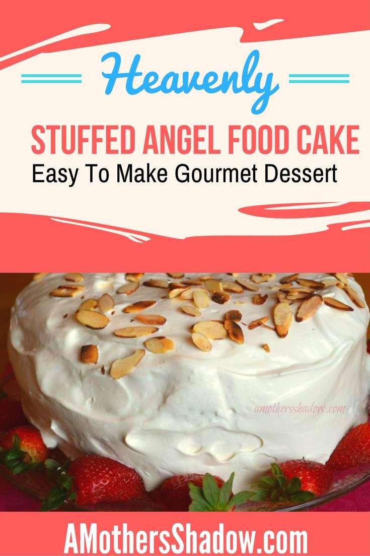 Fullsize Of Angel Food Cake Toppings