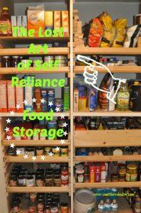 Top 30 Food Storage Items Storage