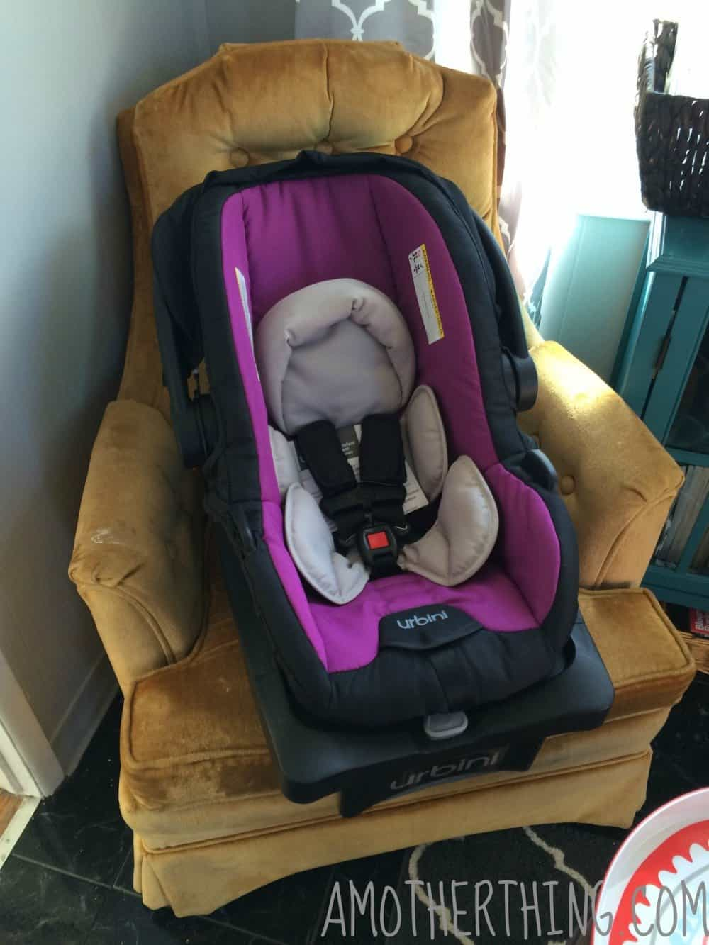 Car Seat Stroller How Long Review Urbini Emi Travel System It 39;s A Mother Thing