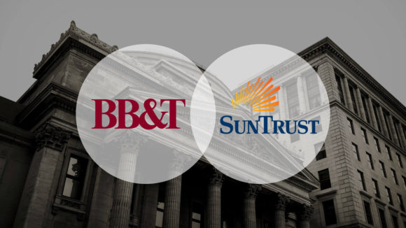 SunTrust and BBT Banks to Merge