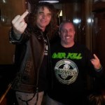 "On the Bus With Overkill's Bobby ""Blitz"" Ellsworth"