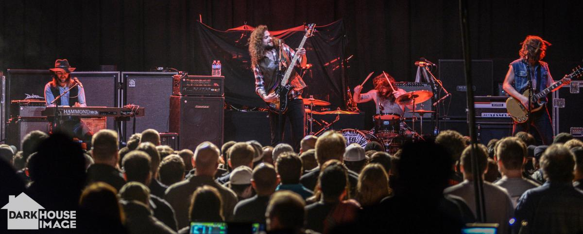 Alter Bridge And Monster Truck: A Fortress Of Furiosity At House Of Blues Dallas - 4/14/14