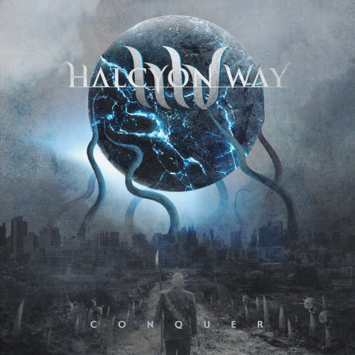 HALCYON WAY CD COVER