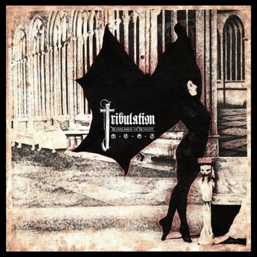 TRIBULATION CD COVER