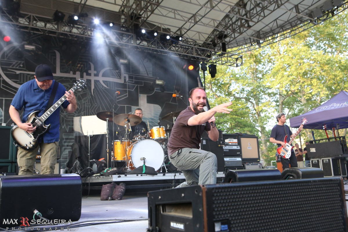 PHOTO GALLERY: A WALK IN THE PARK WITH MASTODON, CLUTCH, AND GRAVEYARD - CENTRAL PARK, NYC
