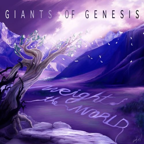 Giants Of Genesis - Weight Of The World