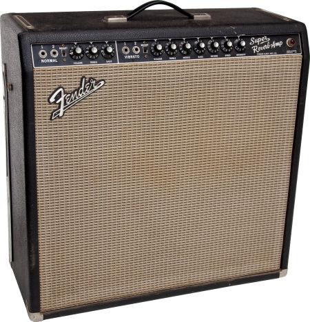 Fender Blackface Super Reverb \u2013 Ampwares