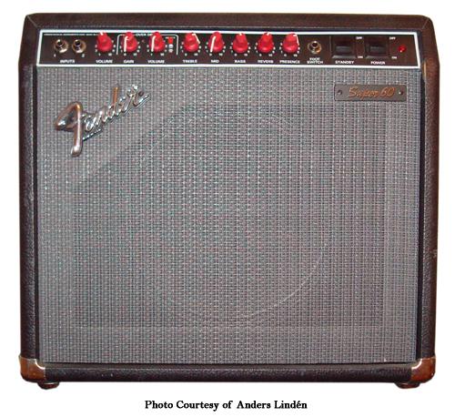 Fender Super 60 \u2013 Ampwares