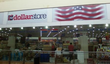 Dollar Store in India