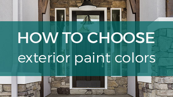 How To Choose Exterior Paint Colors For Your House How To Choose Exterior Paint Colors For Your Home