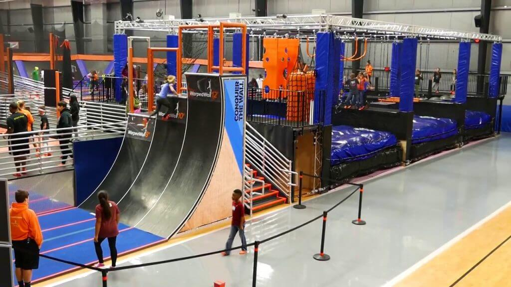 Skyzone Zwembad Fun Winter Activities In The Sunshine State | Amust