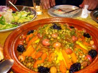 Couscous and Tagines: Moroccan Food | Violet's Journey