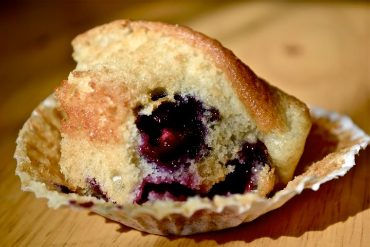 berry muffin recipe