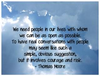 We need people...