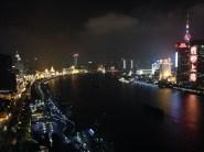 Huangpu River and The Bund
