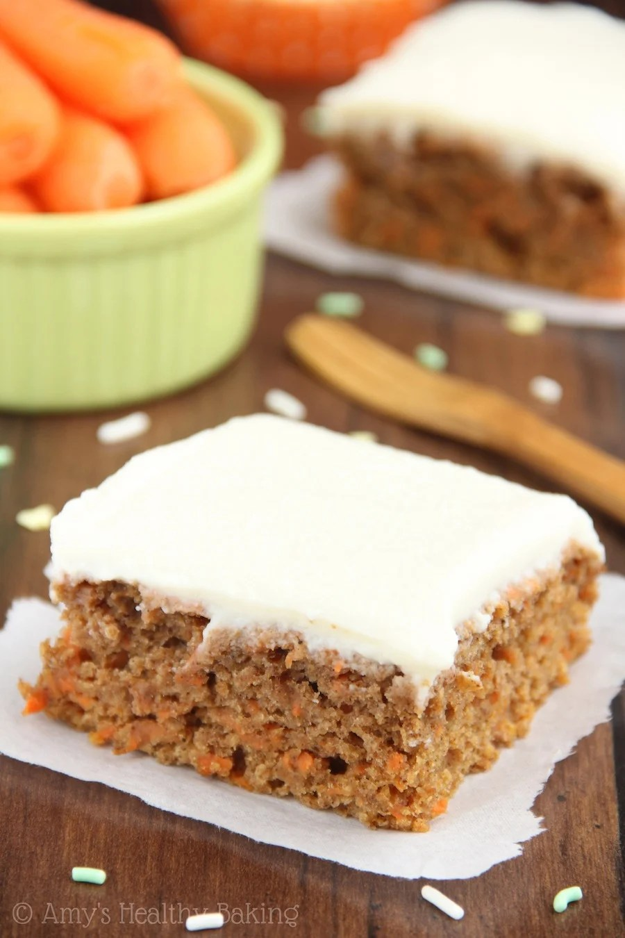 Baking Cakes Classic Carrot Cake