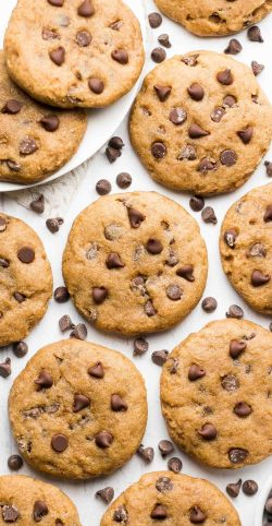 Simple Healthy Banana Chocolate Chip Cookies Recipe Only Healthy Banana Chocolate Chip Cookies Low Calorie Chips Or Crackers Low Calorie Chips Australia