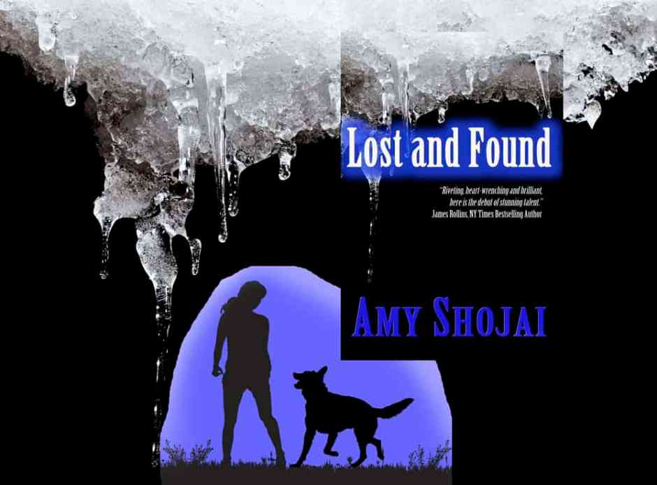 Amy Shojai's Lost And Found Thriller