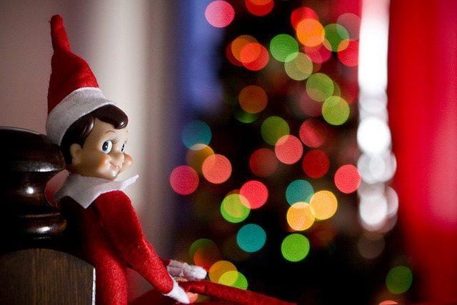Elf On The Shelf Idea Calendar Amy39s Party Ideas