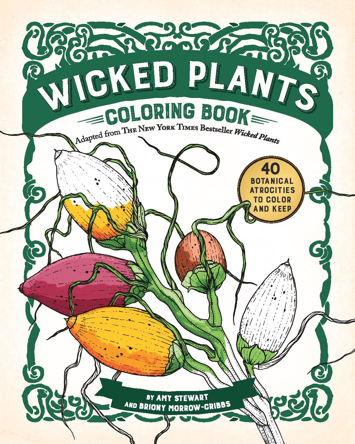 Wicked Libro Wicked Plants Amy Stewart