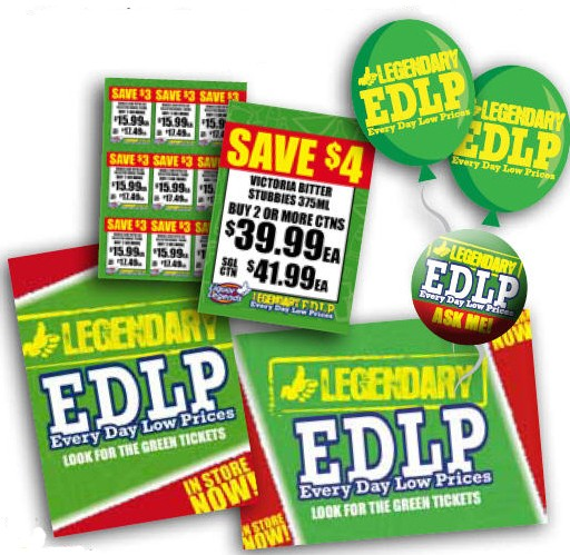 Merchandise- continuous replenishment  Retail pricing- EDLP
