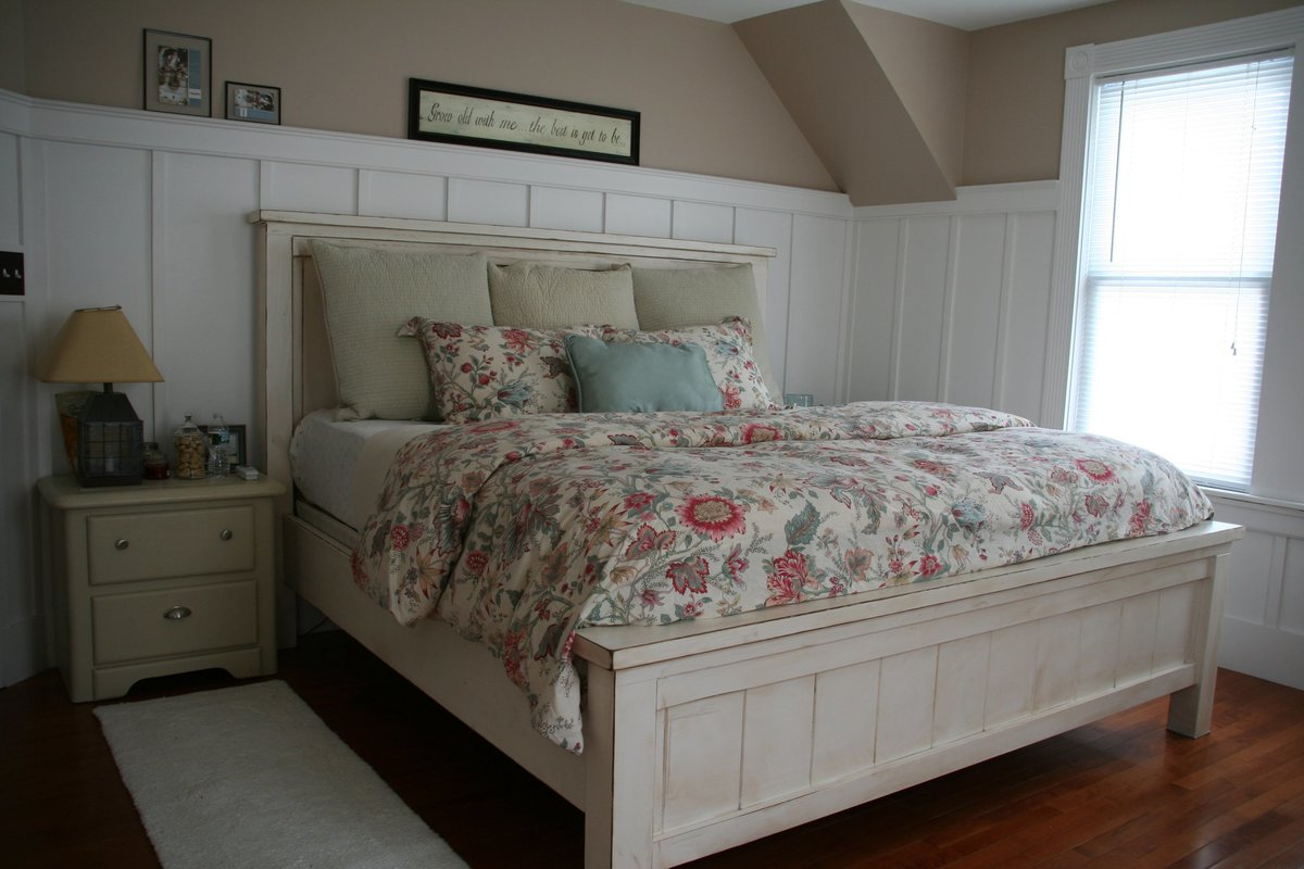 Farmhouse Futon Ana White King Farmhouse Bed Diy Projects