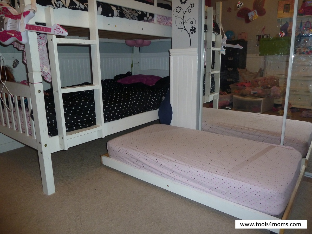 Diy Kids Beds Ana White Toddler Trundle Bed Diy Projects