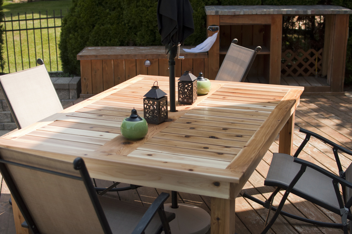 Porch Table Ana White Simple Outdoor Dining Table Diy Projects