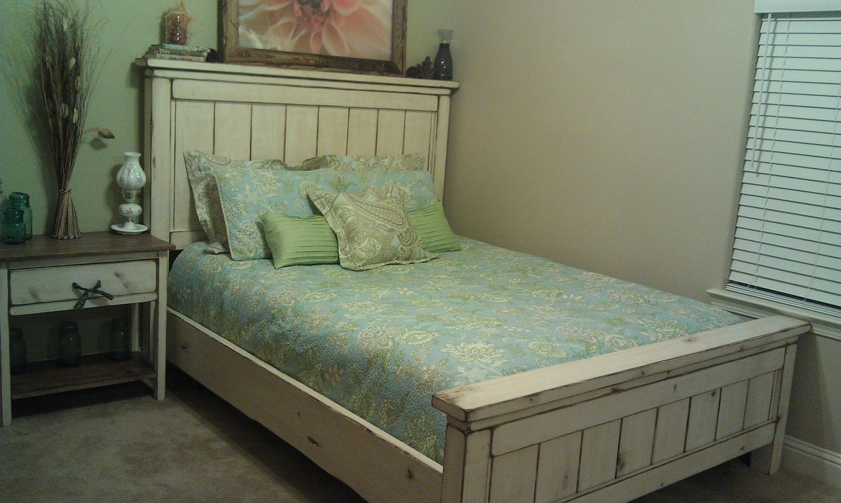 Farmhouse Futon Ana White Queen Bed Frame Frame Design And Reviews