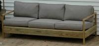 Patio Sofa Outdoor Sofas Loveseats - TheSofa