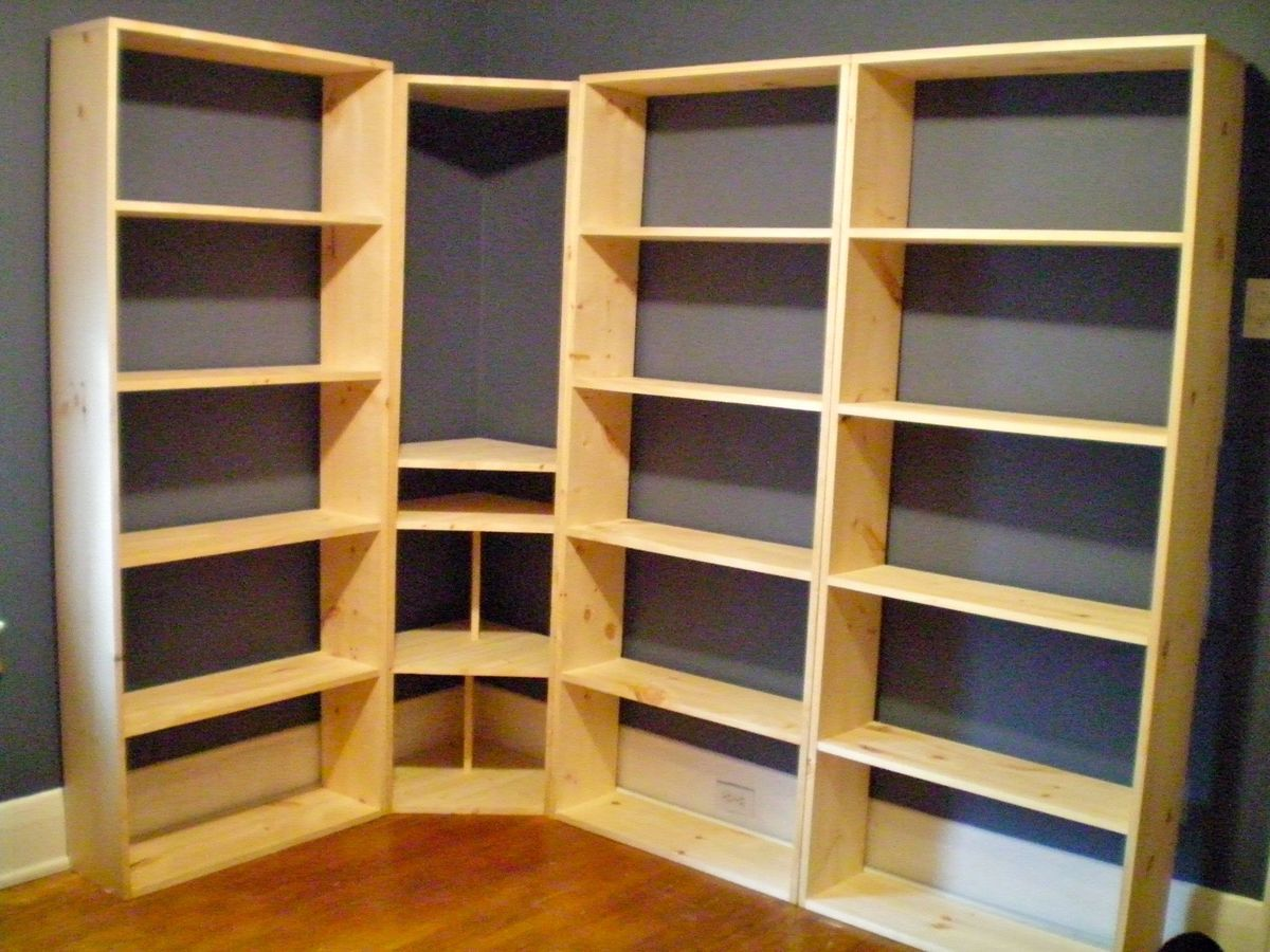 Bookshelves On Wall Ana White Bookshelf Wall Unit Diy Projects