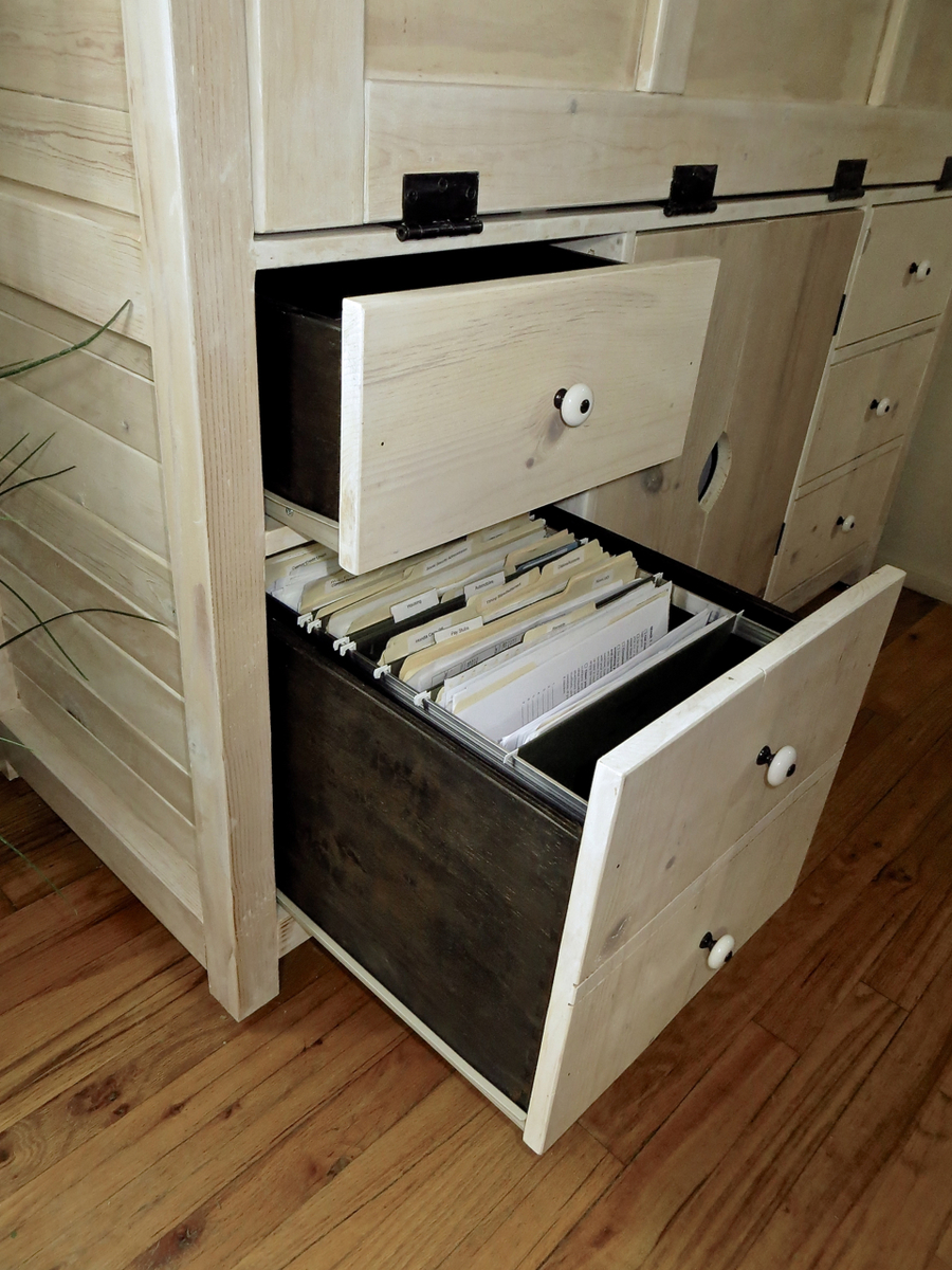 Kids Computer Desk Ana White | Drop Down Hutch Desk - Diy Projects
