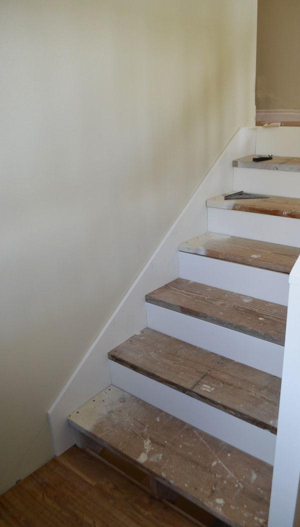 Stair Skirts Ana White