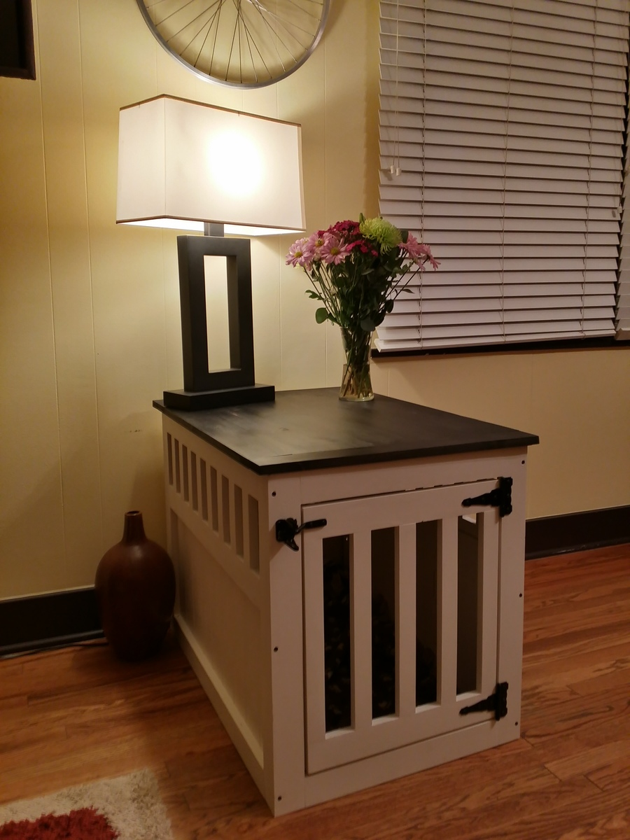 Salon Interieur Ana White | Dog Crate - Diy Projects