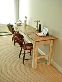 Dining Table: Long Thin Dining Table