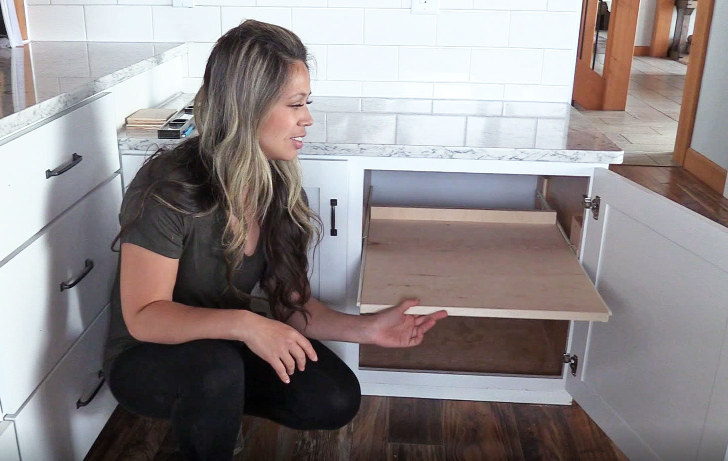 10 Roll Outs For Kitchen Cabinets Ana White