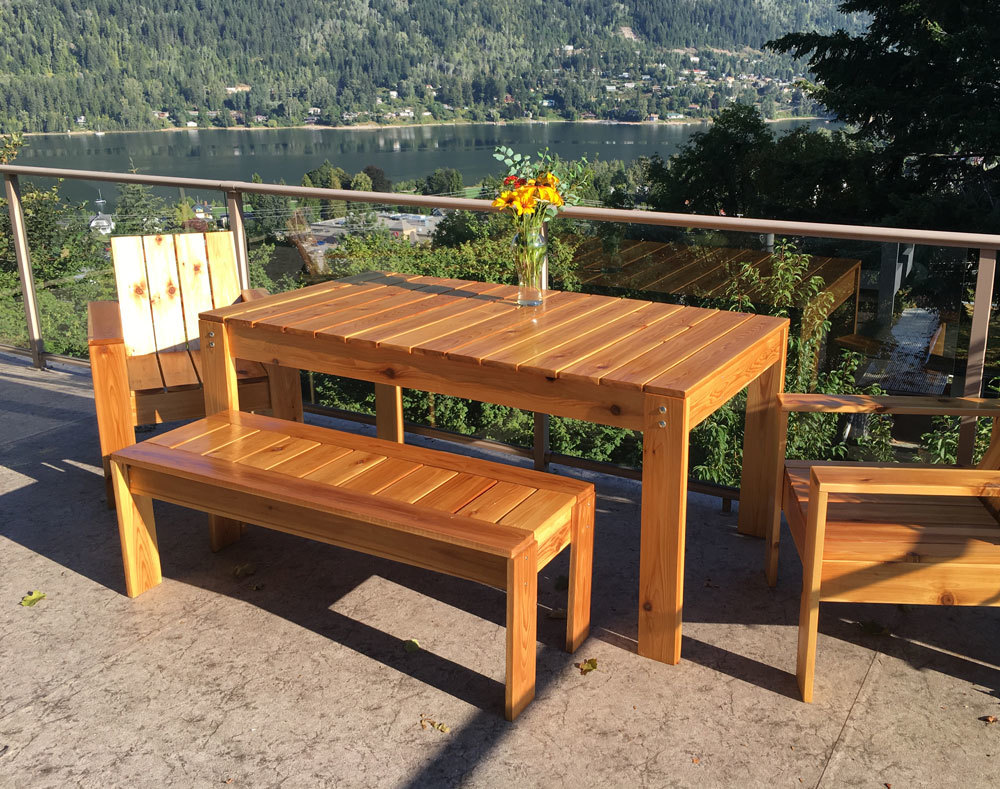 Planting Tables For Sale Simple Outdoor Dining Table Ana White
