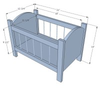 Baby Crib Dimensions | officialannakendrick.com