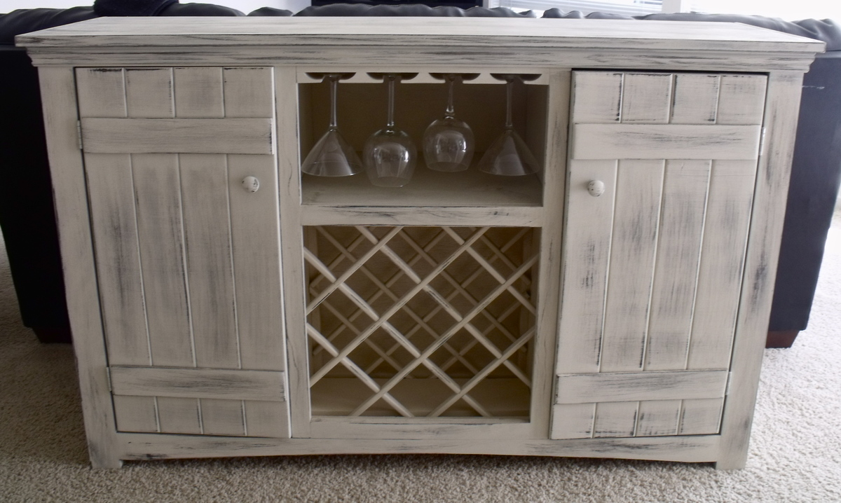 Diy Wine Cabinet Plans Ana White Farmhouse Wine Buffet Diy Projects