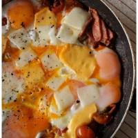Desayuno para revivir - Huevos Rancheros
