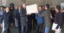 İntihar eden THY hostesinin cenazesi havalimanından alındı