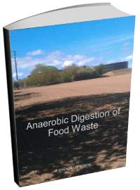 food Waste Anaerobic digestion ebook 3D cover
